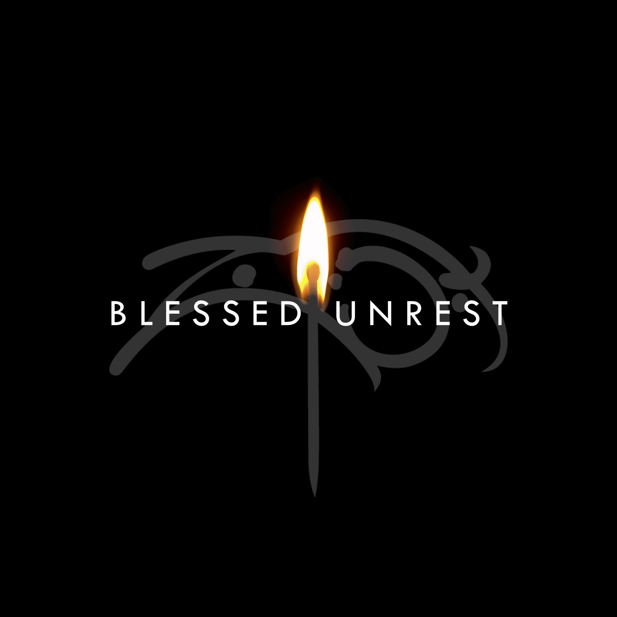 Blessed Unrest - Cover Art - 3840 x 3840 pixels