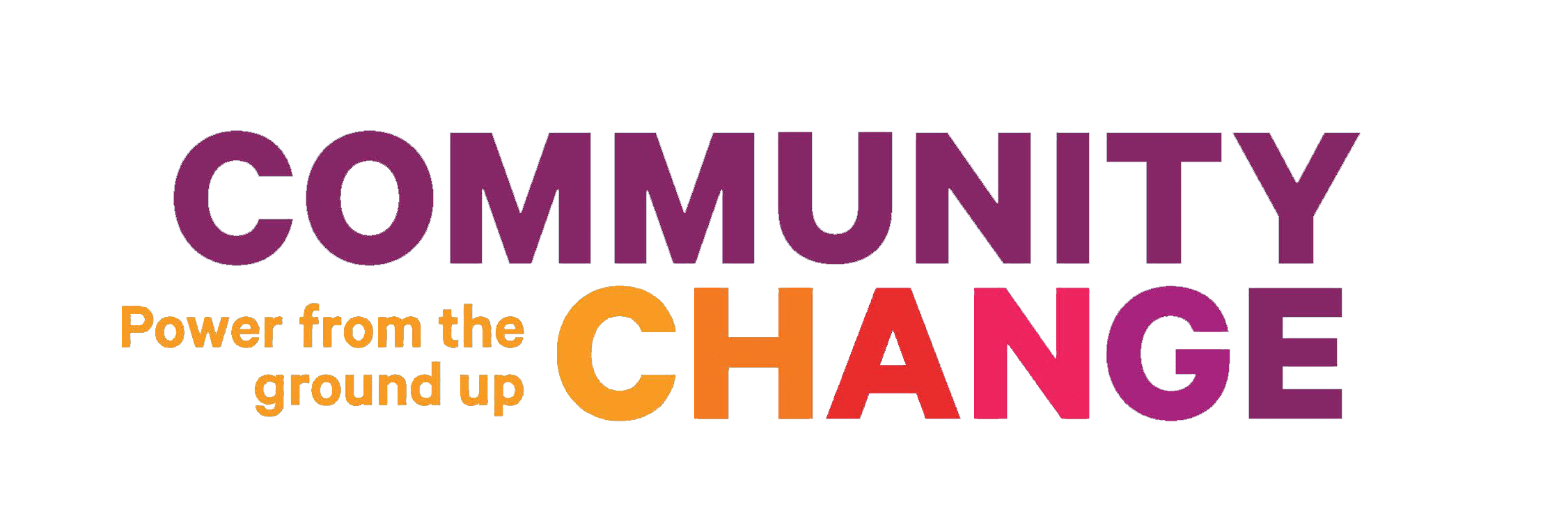 Community Change logo