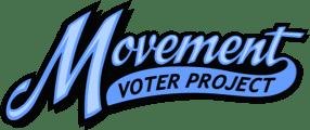Movement Voter Project logo - transparent